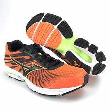 huge selection of 79132 76144 item 7 Mizuno Mens Wave Sayonara 4 Orange Black Green Running Shoes Size 10  -Mizuno Mens Wave Sayonara 4 Orange Black Green Running Shoes Size 10