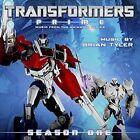 Transformers Prime Season One - Music From The Animated Series Digipak CD
