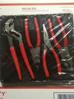 Snap On 4 Pc.cutter And Pliers Set