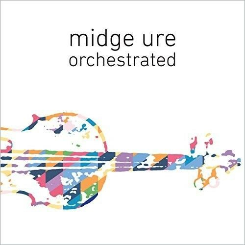 Midge Ure - Orchestrated [New CD] UK - Import