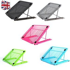Laptop-Tablet-Support-Stand-Tray-Reading-Sofa-Bed-Folding-Desktop-Holder-Base-UK