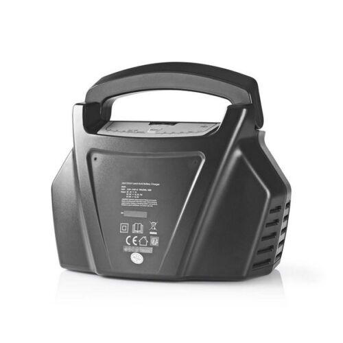Caricabatterie piombo acido secco gel AGMMax 10 AUniversale 6-12-24 volt