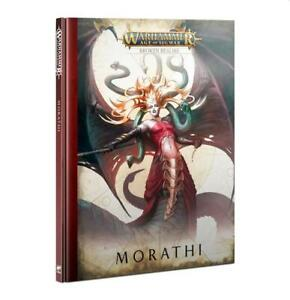 Broken-Realms-Morathi-Hardback-English-Warhammer-40K-Wargamming