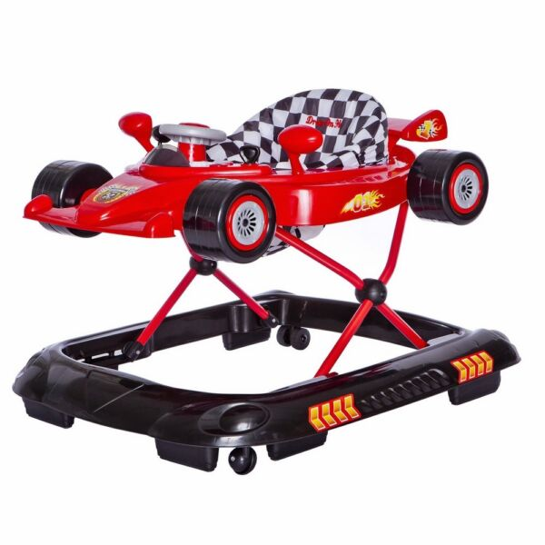 Dream on Me Victory Lane Activity Walker Red 509-r 2day ...