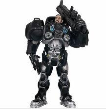 StarCraft James Jim Raynor Terran Marshal Figure
