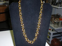 Park Lane Jewelry, connections Necklace, Goldtone Bold Chain.