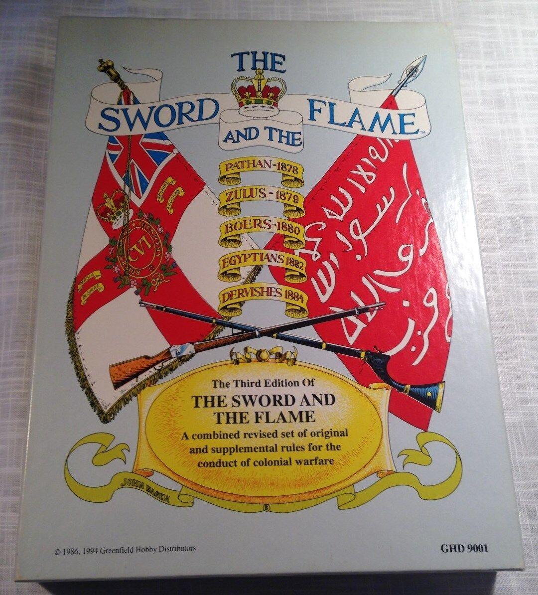 Espada Y La Llama, Box Set, 3, letra e)