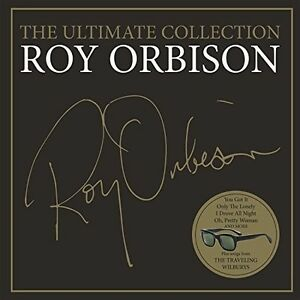Roy-Orbison-Ultimate-Collection-New-CD-Holland-Import
