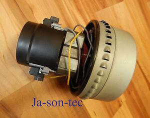 Motor Saugturbine für Wap Alto SQ450-11 + SQ550     SQ 650   1200 Watt