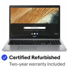 """Acer Chromebook 315 15.6"""" Intel Celeron N4000 1.1GHz 4GB Ram 32GB Flash ChromeOS"""
