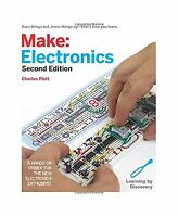 Make: Electronics: Learning Through Discovery Free Shipping