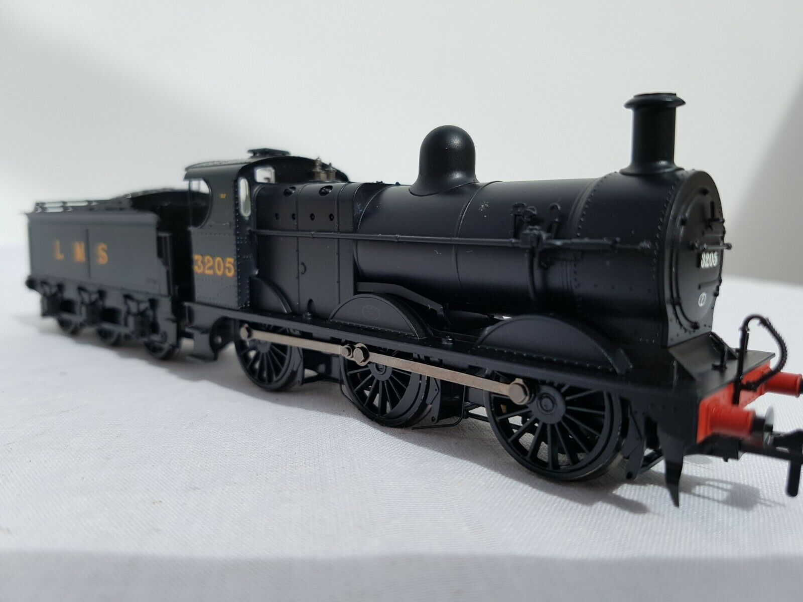 BACHMANN OO GAUGE 31-627 LMS 3205 3F LOCOMOTIVE UNUSED MINT & BOXED