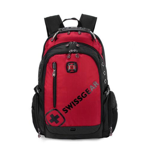 Swissgear 15.6/'/' Laptop Backpack Men Women Unisex Outdoor Travel Hiking Bag
