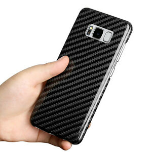 Details about Luxurious Genuine Carbon Fiber Case for Samsung Galaxy S8  Plus S8+