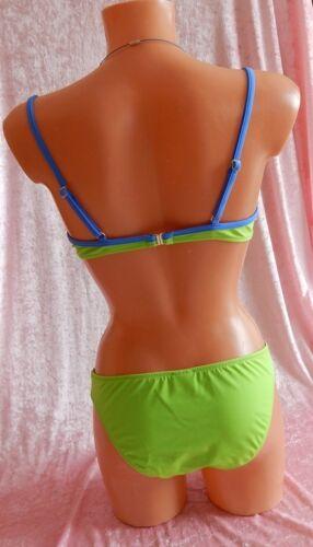Heine Softcup Edel Bikini Gr 38 40 42 44 B C D  *2 teilig** Kiwi