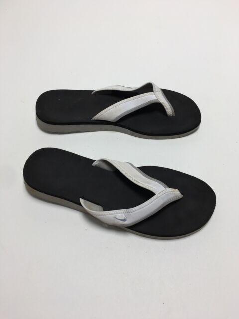 WOMEN'S CELSO GIRL THONG 314870 120 Women's Flip Flop White Size 10