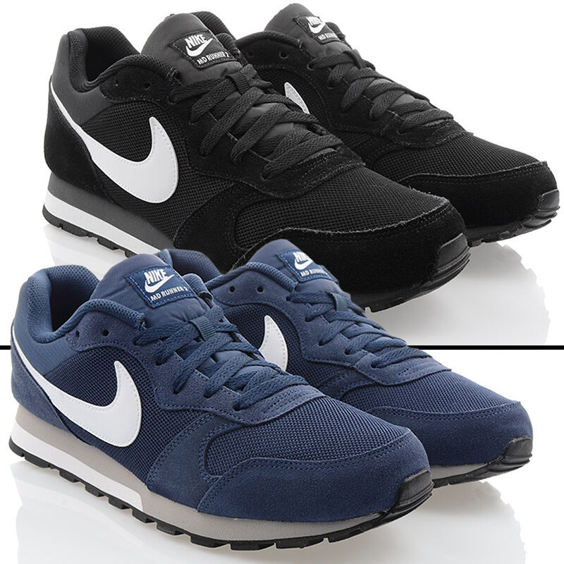 Chaussures Neuves Baskets Nike Md Runner 2 Homme Baskets Neuves de Sport Original Loisir 7c3c83