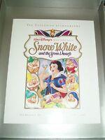 WALT DISNEY'S MASTERPEICE SNOW WHITE & THE SEVEN DWARFS LITHOGRAPHS 1937 - 1993