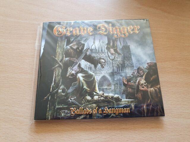 Grave Digger Ballads of a Hangman CD + Bonus Track