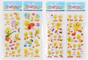 Cute-5-Sheets-Yellow-Duck-Bubble-Stickers-Cartoon-Scrapbooking-Sticker-KT