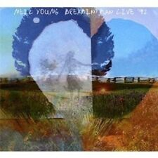 "Neil YOUNG ""Dreaming 'Man live' 92"" CD NUOVO"