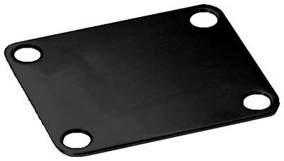 Cosmo Black Gotoh NBS-3 Fender Style Neck Mounting Plate with Screws