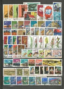 DDR-1976-gestempelt-kompletter-Jahrgang-A