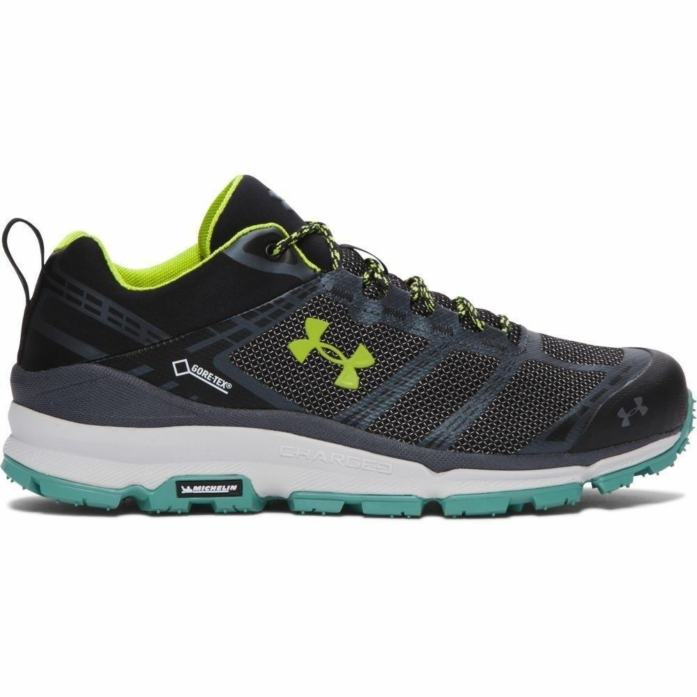 Under Armour Verge Low Gore-Tex Hiking Stiefel 1268851-001 Men Größe 10.5