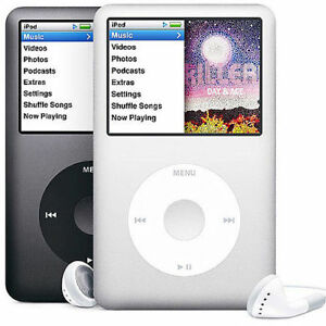 Apple-iPod-classic-Pick-Generation-Black-or-Silver-160-GB-120-GB-80-GB