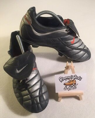 Nike Air intertract Scarpe Da Calcio UK 7.5 2003 RARA