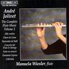 Jolivet Jarvi Wiesler - Complete Flute Music 2 CD