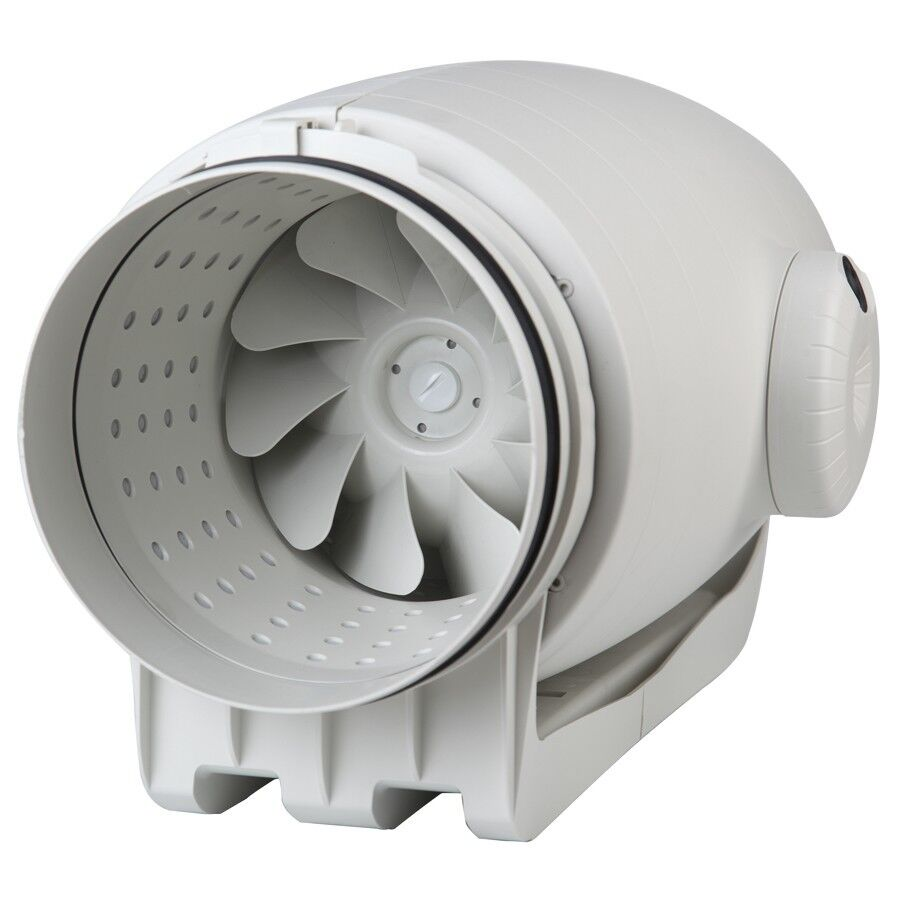 Soler and Palau TD 800 200 Silent In-line mixed flow duct fans ultra-quiet
