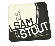 Samuel Adams Nitro Stout USA Beer Bier Bierdeckel Untersetzer Coaster