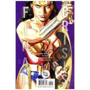 Final Crisis #5 Cover B in Very Fine + condition. DC comics [*ln]
