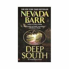 An Anna Pigeon Novel Ser.: Deep South 8 by Nevada Barr (2001, Paperback)