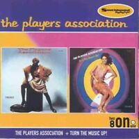The Players Associat - Players Association/turn Music Up [new Cd] Uk - Import on Sale