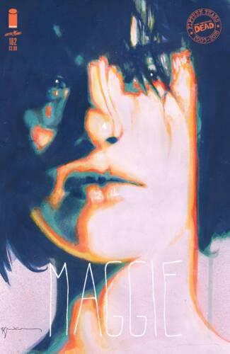 WALKING DEAD #182 STANDARD COVER B