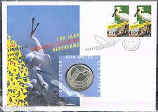 Nederland ECU-brief 35 100 jaar Vogelbescherming Nederland