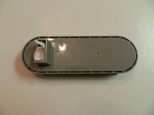2 Clear//White LED Oval Trailer Truck Reverse// Back Up// Fog Light with Grommet