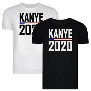 KANYE-2020-Adults-T-Shirt-Yeezy-For-President-Mens-and-ladies-T-Shirt