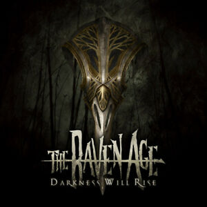 The-Raven-Age-Darkness-Will-Rise-CD-2017-NEW-FREE-Shipping-Save-s