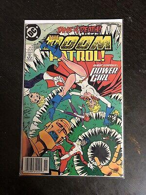 1988 Doom Patrol 14 First App Dorothy Spinner Chief Daughter