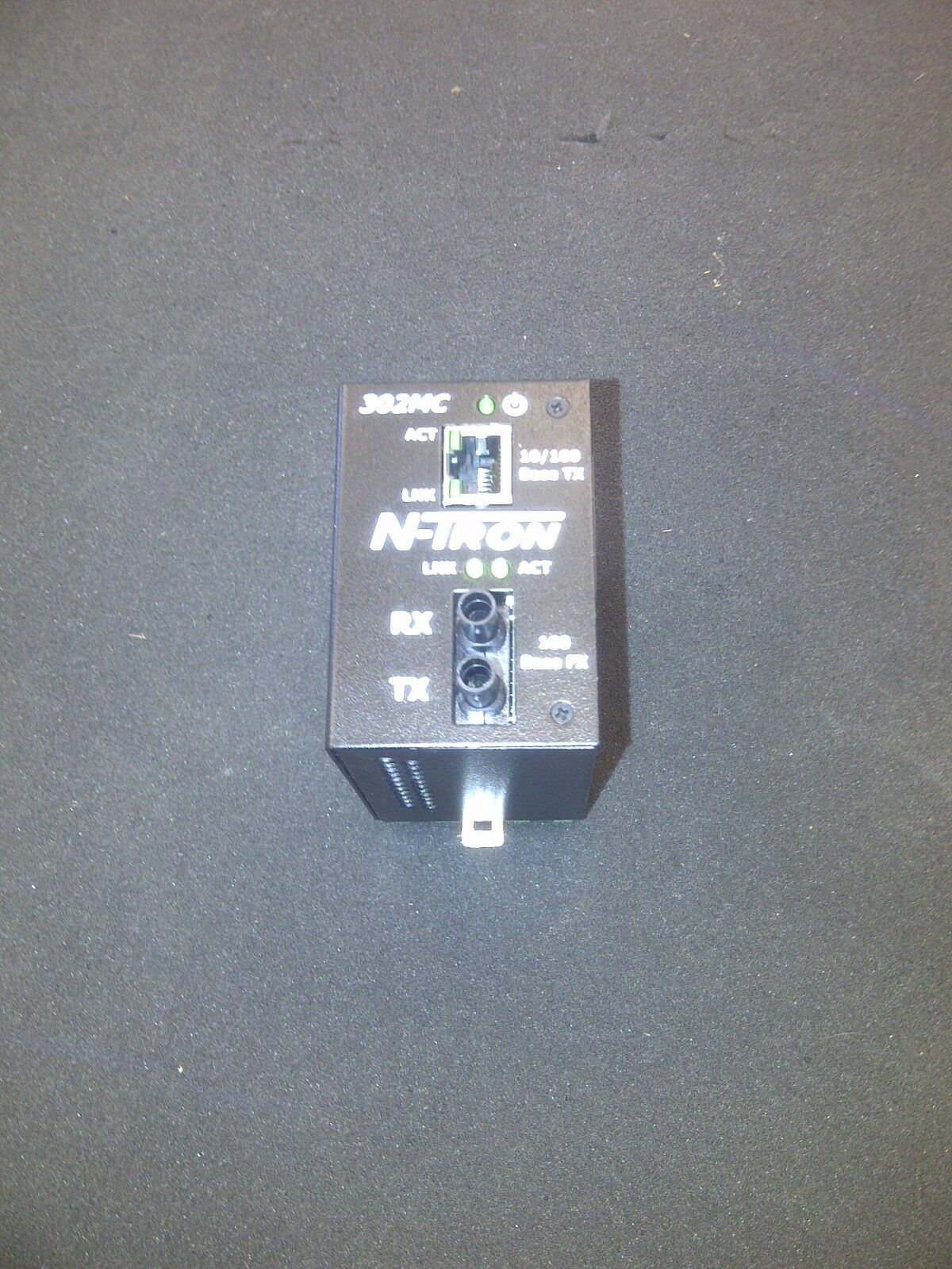 N-TRON - 302 MC - item is used but never placed into service