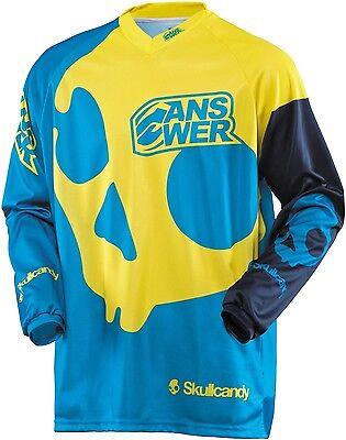 ANSWER A14 ION Motocross Racing Jersey Men/'s Race MX ATV Dirt Bike