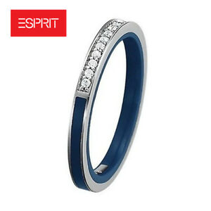 ESPRIT-Damen-Ring-Marin-Silver-Glam-Blue-Schmuck-Silber-ESRG91939D180-UVP-59-90