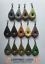 10 x GRIPPER SWIVEL CARP LEADS ALL COLOURS AND SIZES AVALIABLE