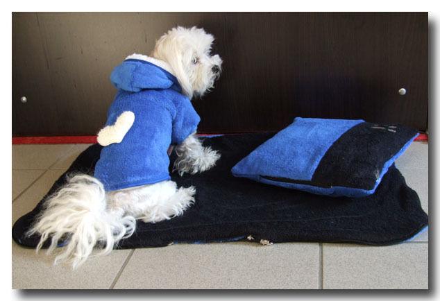 De De De Lux Bademantel für Hunde  Beste Qualität dogszone  Frotte Flausch   | Marke  1a08af