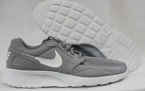 NEW Womens NIKE Kaishi 654845 010 Wolf Grey White Sneakers Shoes