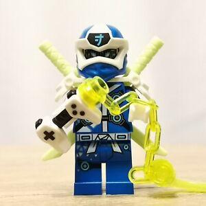 Lego Ninjago Legacy Gamer's Market Digi Jay Minifigure - 71708