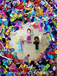 LEGO-X30-QTY-BRAND-NEW-FRIENDS-MINIFIGURE-ACCESSORIES-PACK-HUGE-VARIETY-GIRLS
